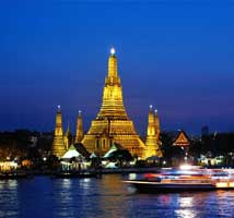 Special Tour to Fantastic Thailand from South India